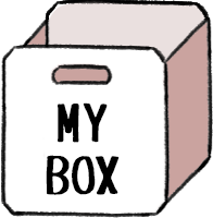 Icon mybox active