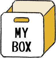 Icon mybox writer active